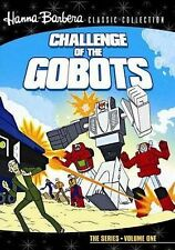 Challenge of the Gobots The Series Vol. 1 (DVD 3-Disc Set 2014 Volume One NEW