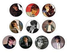 DURAN DURAN John Taylor pin pinback button BADGE SET 1a ( 10 Badges )