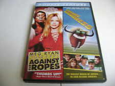 Against the Ropes/Necessary Roughness - Double Feature DVD - Canadian/Widescreen