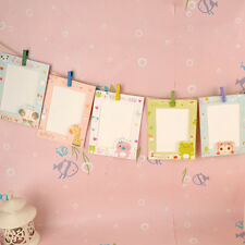 DIY Wall Hanging Cute Animal Paper Photo Frame for Pictures 9 pcs/lot 6 Inch