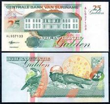 SURINAME 25 Gulden 10.02. 1998 UNC P 138 d