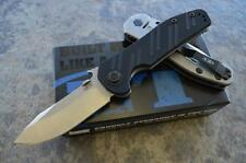 Zero Tolerance 0630 Emerson Knife w/ Wave & S35VN Blade  Titanium Framelock
