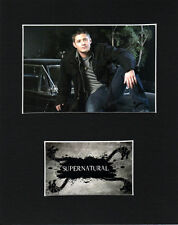Supernatural Dean Winchester Mounted pictures