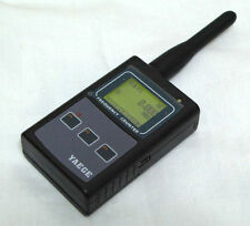YAEGE FC-1 Portable Radio Frequency Counter 50MHz-2.6GHz & 10Hz-100Mhz TG-UV2