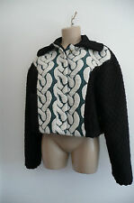 BNWT MINJU KIM for H&M cocoon JACKET.. DESIGN AWARD WINNER