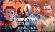 STAR TREK CCG : MIRROR, MIRROR BOOSTER BOX - 3x BOX LOT - UR SPOCK?