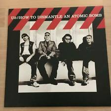 "U2 ""HOW TO DISMANTLE AN ATOMIC BOMB"" RARE LP 2004 - MINT"