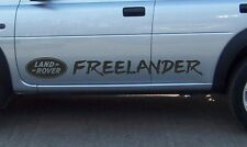 LAND ROVER FREELANDER Aftermarket Door Stripes Decal Sticker Set Kit Door