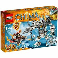 LEGO - CHIMA - 70223 - ICEBITE'S CLAW DRILLER - NEUF ET SCELLÉ - NEW AND SEALED
