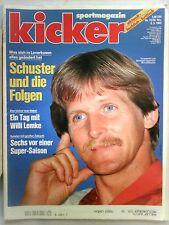 kicker sportmagazin Nr.: 72 / 36.Woche 6.9.1993 in Schutzhülle