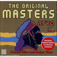 THE ORIGINAL MASTERS  AFRO MANIA vol 4 CD 13 TRACKS NUOVO NEW MINT COSMIC MECCA