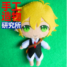 Anime The Seven Deadly Sins Nanatsu no Taizai Costume DIY Doll keychain Materia