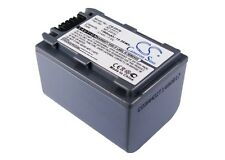 Li-ion Battery for Sony DCR-DVD805E DCR-HC46E DCR-DVD505E HDR-HC3E DCR-SR100 NEW