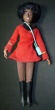 "Original 1974 Mego 8"" Action Figure- Star Trek Lt Uhura - 100% Complete"