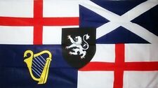 5' x 3' Lord Protectors Banner Oliver Cromwell Flag Historical English Civil War