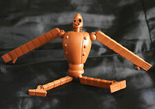Vintage rare item Laputa Castle in the Sky - Robot - Genuine Studio Ghibli J285