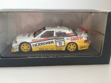 1:43 Mercedes Benz 190 EVO Unix Rent Minichamps