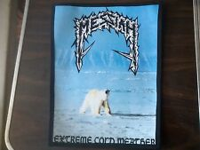 MESSIAH,EXTREME COLD WEATHER,SEW ON SUBLIMATED LARGE BACK PATCH