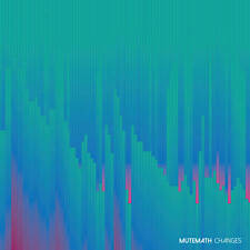 Mutemath CHANGES +MP3s LIMITED Black Friday RSD 2016 New Colored Vinyl LP