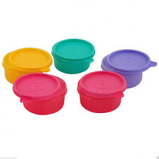 Tupperware-bowl-storage-Container-4-pc-TROPICAL TWINS-for-Daal-sabzi