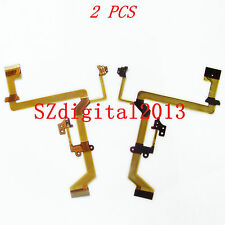 2PCS/ LCD Flex Cable For Panasonic SDR-H40P H40 SDR-H48 Video Camera Repair Part