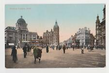Hull,U.K.Victoria Square,Trolley Car,East Riding of Yorkshire,c.1909
