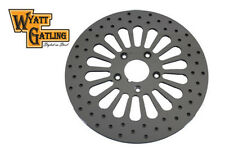 FAT SPOKE BRAKE DISC ROTOR FRONT HARLEY ELECTRA GLIDE FLHT FLHTC ULTRA FLHS