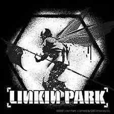 LINKIN PARK Winged Soldier Sticker NEW OFFICIAL MERCHANDISE RARE LP