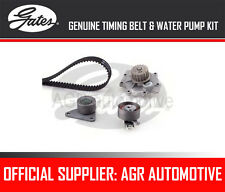 GATES TIMING BELT AND WATER PUMP KIT FOR VOLVO S40 I 1.9 T4 200 BHP 1997-00 OPT2