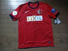 Kashima Antlers 100% Authentic Player Issue Soccer Jersey XL NEW J-League 2011