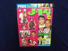 2006 MARCH J-14 MAGAZINE - JUST FOR TEENS - LIL BOW WOW COVER - II 6768