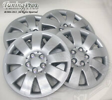 "Hubcap 16"" Inch Wheel Rim Skin Cover 4pcs Set-Style Code 721 16 Inches Hub Caps-"