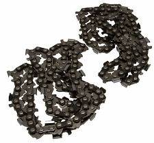 "14"" Chainsaw Chain Pack Of 2 Fits RYOBI PCN3335 Chainsaw"