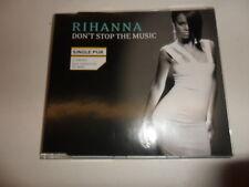 CD rihanna – don 't stop the music