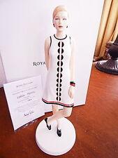 Royal Doulton Pretty Ladies Fashion Through the Decades 1960's PENNY HN5596 NEW!