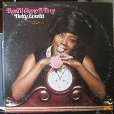Betty Everett-There'll Come A Time-Rare Original 1969 Soul LP-UNI-VG++ HEAR