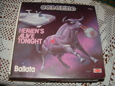 "COLONNA "" HEAVEN'S ALIVE TONIGHT - BALLATA "" ITALY'80"