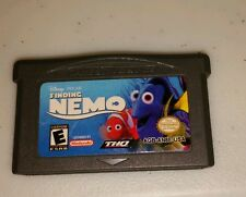 FINDING NEMO - Nintendo GAME BOY Advance Video Game! GAMEBOY TEST AND WORKING