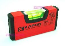 1 x KAPRO #246 Mini. Spirit Level Picture Hanging Size: 100 x 50mm REGISTERED