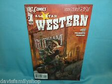 All-Star Western #1 New 52 Comic Comics Fine Condition