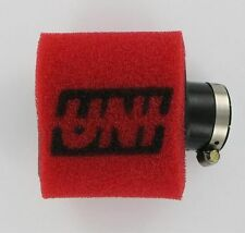 Uni Clamp On Pod Air Filter 1 Angled Flange Honda XR50 CRF50 Pitbike UP-4112AST