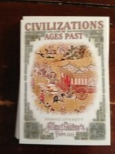 2013 Civilizations Ages Past Shang Dynasty CAP-SD