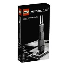 5 Lego Architecture John Hancock Center 21001. New in original carton  RETIRED $