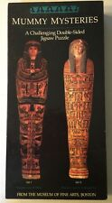 Mummy Mysteries Double Sided Jigsaw Puzzle Museum Of Fine Arts Boston Ankh NIB