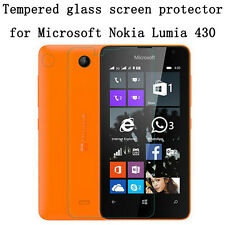 2.5 D CURVED OILFREE Tempered glass Screen Guard protector For Nokia Lumia 430