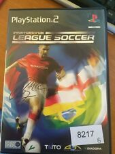 International League Soccer Playstion 2 PS2 Book Included #8217