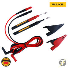 Fluke SUREGRIP Accessory Kit (ac285, tl224, tp175e) MULTIMETER test lead set