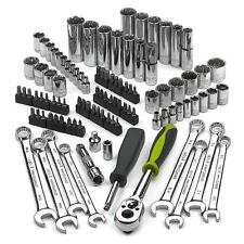Craftsman Evolv 101 pc Mechanics SAE and Metric Tool Set Tools Sockets Wrench