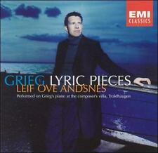Grieg: Lyric Pieces, New Music