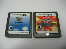 Lot 2 Nintendo DS Games Monster Jam Urban Assault And Bakugan Battle Brawlers